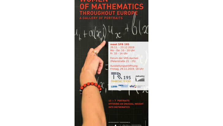 Women of Mathematics throughout Europe